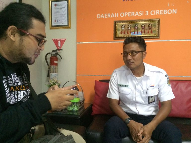 Daop 3 Cirebon Terus Lakukan Perbaikan di Titik Banjir
