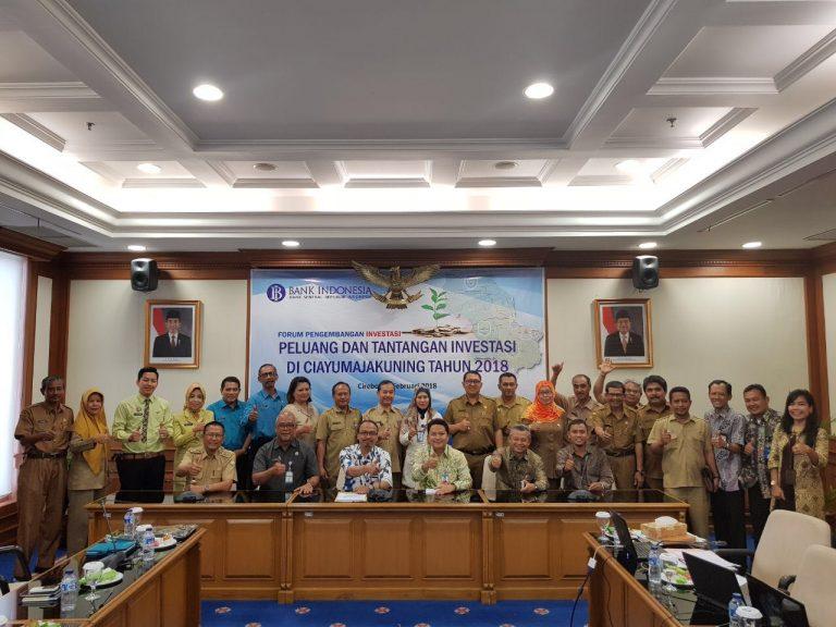 BI Cirebon Gelar Forum Pengembangan Investasi di Wilayah Ciayumajakuning