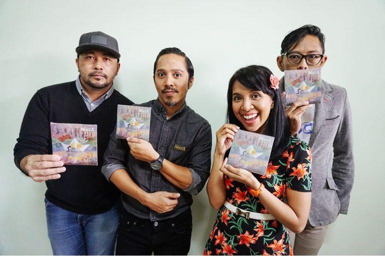 "Mocca Rilis Album Terbaru Berjudul ""LIMA"""