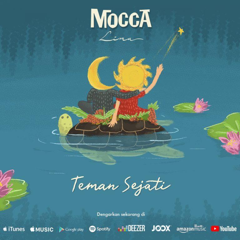 "Mocca Rilis Single Terbaru "" Teman Sejati"""