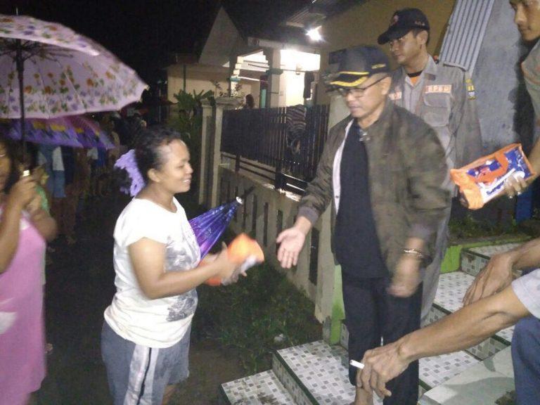Pemerintah Daerah Kota Cirebon Berikan Bantuan kepada Warga Korban Banjir