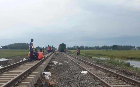 Jalur Lintas Selatan Sudah Bisa Dilalui Kereta Api