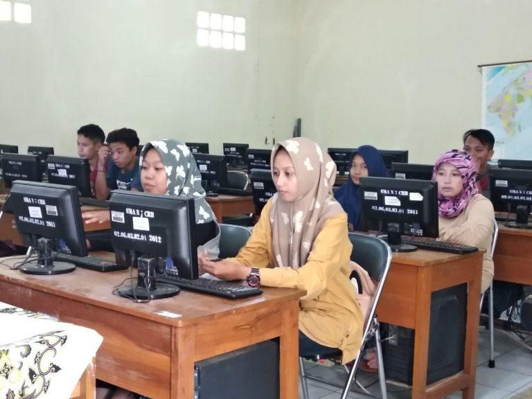 PKBM Paket B dan C Kota Cirebon Siap Hadapi UNBK