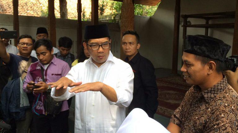 Ridwan Kamil Punya Silsilah dari Cirebon juga lho
