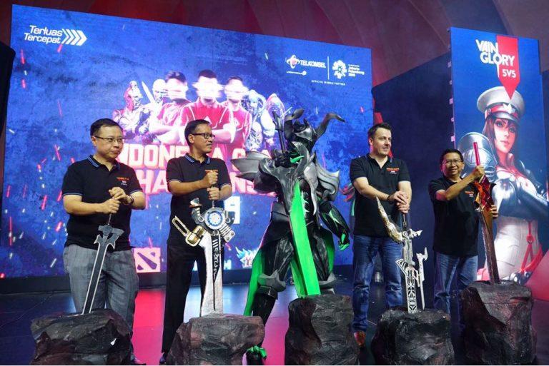 Telkomsel Gelar Indonesia Games Championship 2018