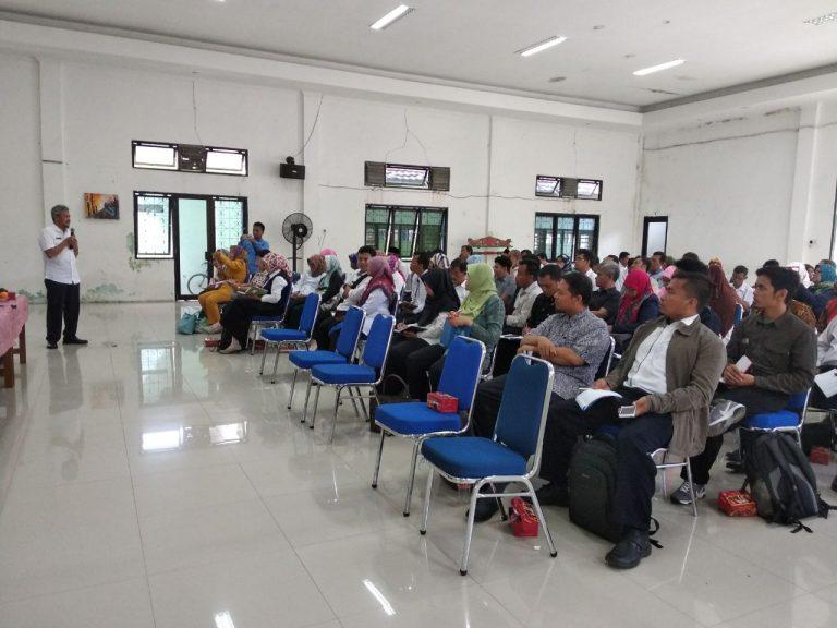 Disdik Kota Cirebon Berharap UNBK dan UNKP SMP/MTs Berjalan Lancar