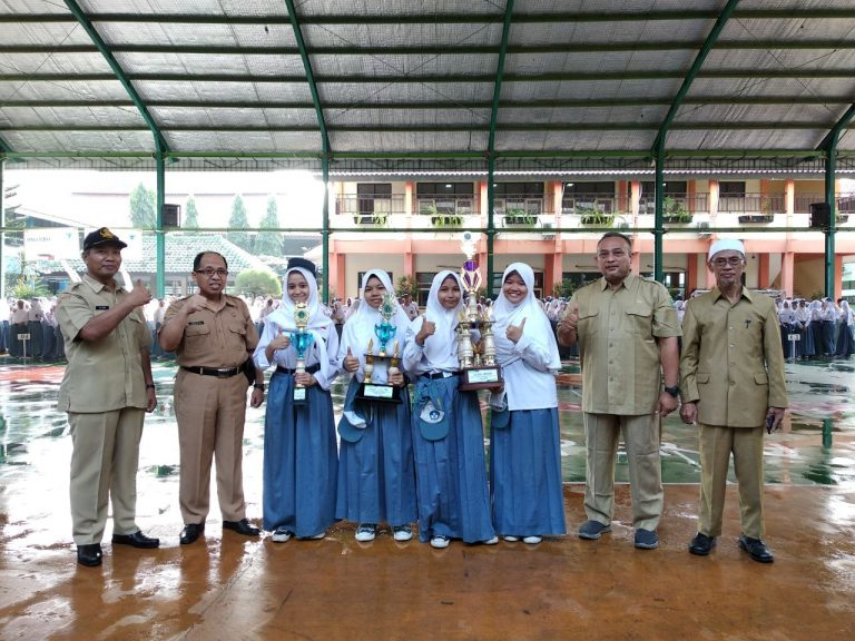 SMAN 1 Kota Cirebon Raih Juara Umum Loketa se-Wilayah III Cirebon