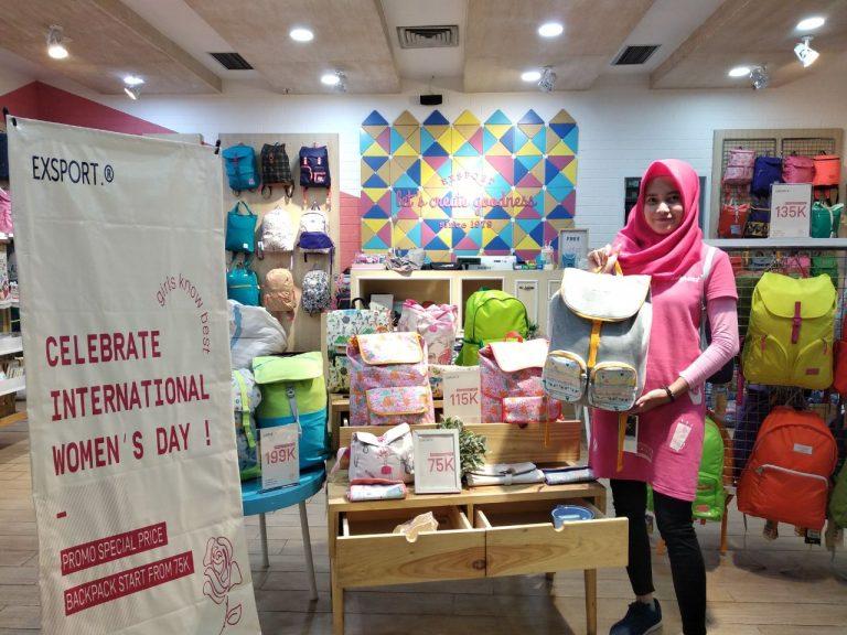 Export Grage Mall Hadirkan Special Price