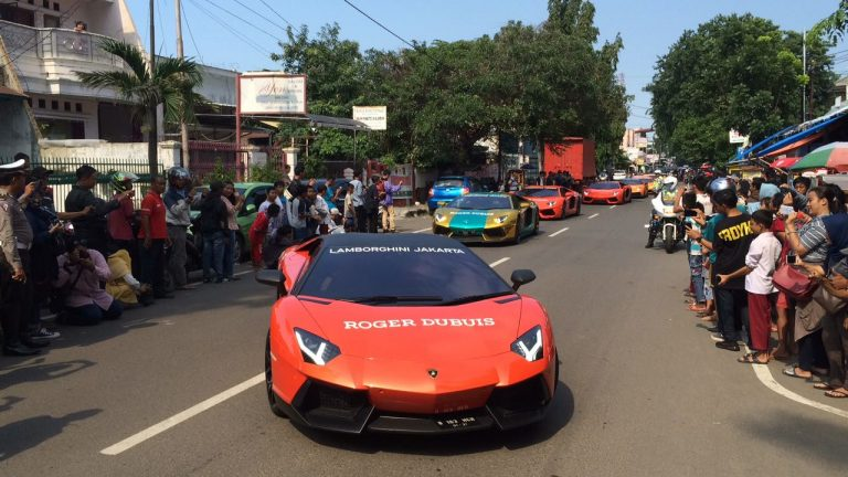 Ini Kata Presiden Lamborghini Club Indonesia tentang Cirebon