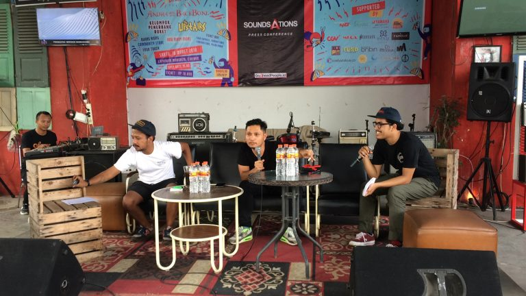 Single Terbaru Andra and The Backbone akan Dibawakan Pertama Kali di Cirebon