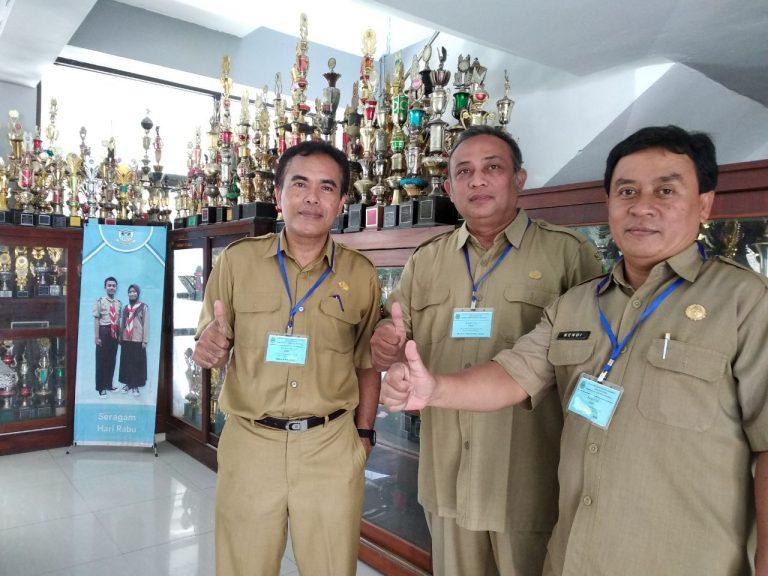 SMAN 1 Kota Cirebon Tingkatkan Keamanan Selama UNBK