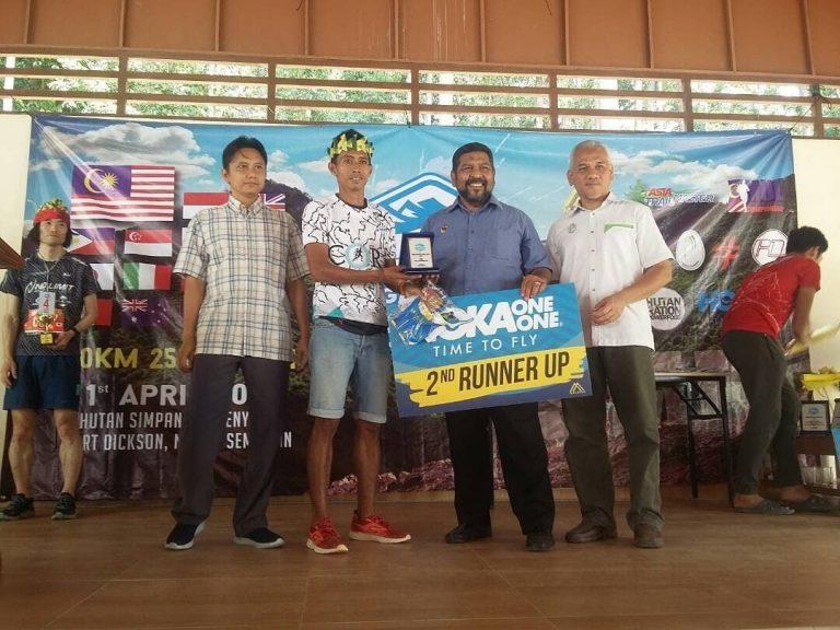 Banggakan Indonesia, Pelari Cirebon Runners Raih 2nd Runner Up di Malaysia