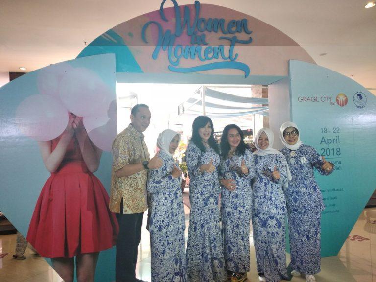 IWAPI Isi Hari Kartini Dengan Gelar Pameran di Grage City Mall