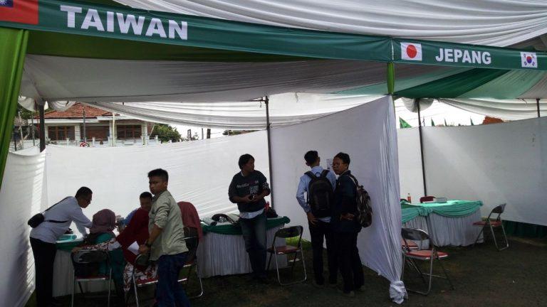 UNU Cirebon Gelar Job Fair 2018