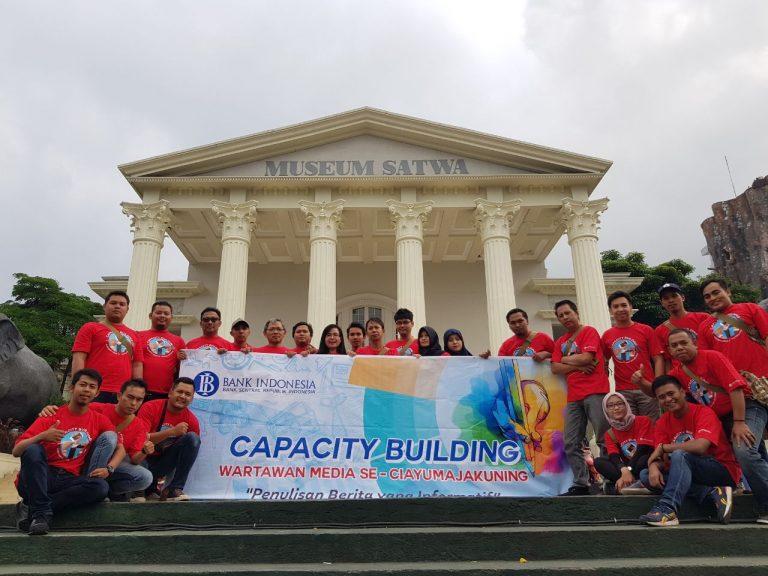 Berikan Ilmu dan Informasi, BI Cirebon Gelar Capicity Building Bersama Insan Media