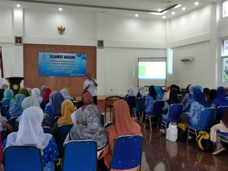 Disdik Gelar Seminar Peningkatan Mutu Pendidikan Non-Formal