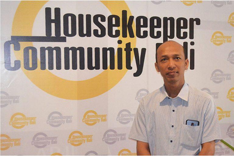 NEWS Berkiprah di Forum Housekeeper Community Bali