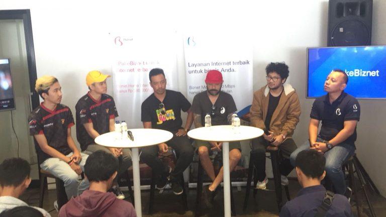 Kunto Aji dan Shaggydog Akan Meriahkan Biznet Festival Malam ini