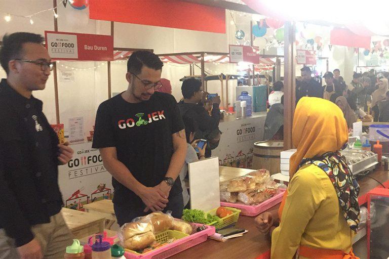Ini Alasan Go-Jek Gelar Go Food Festival di Cirebon