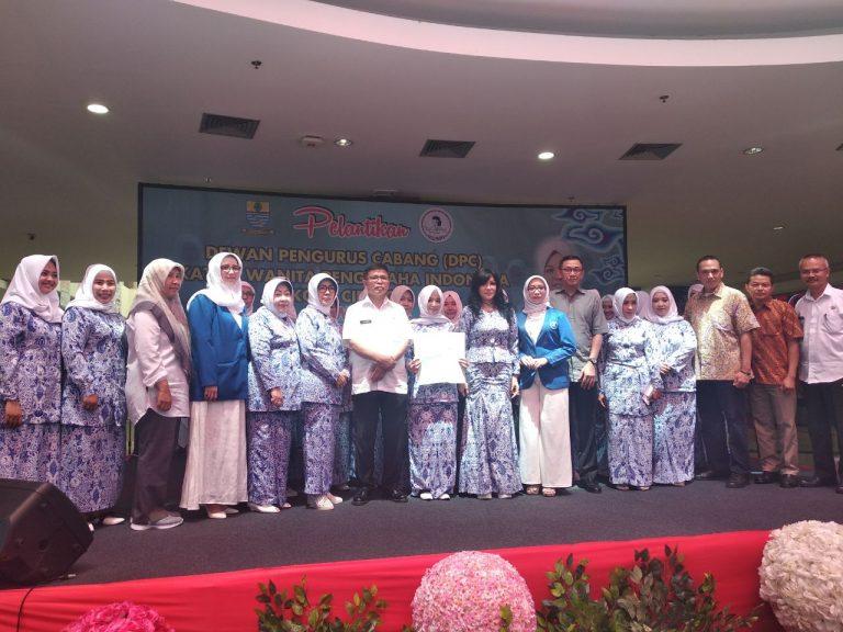 FOTO : Kegiatan IWAPI Kota Cirebon