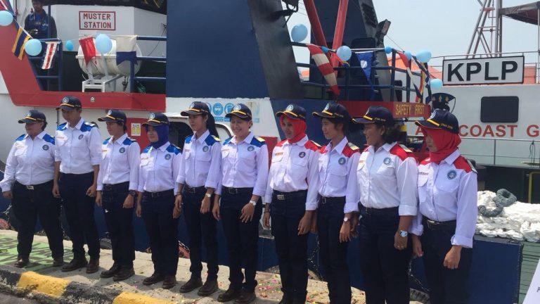 Hari Kartini IFMA Luncurkan Kru Kapal Wanita Pertama di Indonesia