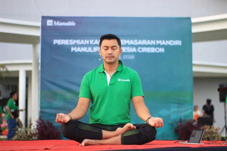 FOTO : Pembukaan Kantor Manulife di Cirebon