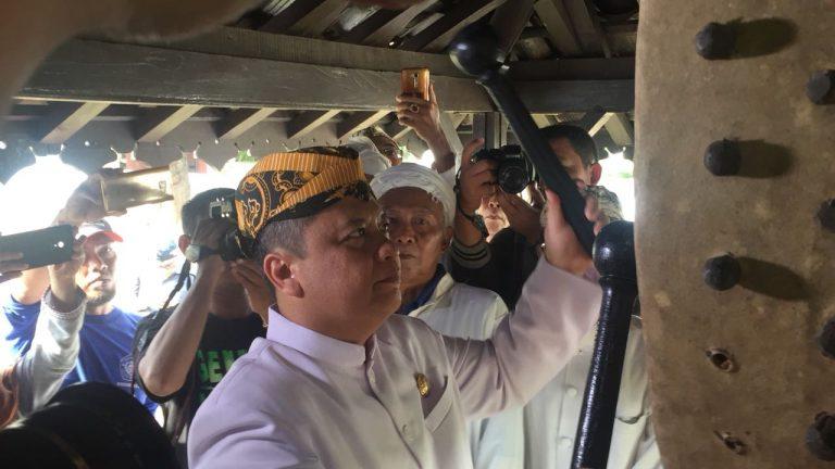 Menandakan Masuknya Bulan Ramadan, Keraton Kasepuhan Cirebon Lakukan Tradisi Dugdag