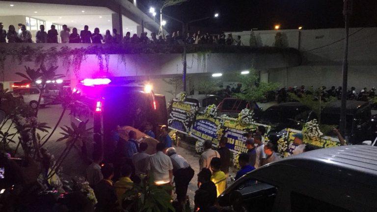 Jenazah Korban Bom Surabaya Tiba di Cirebon