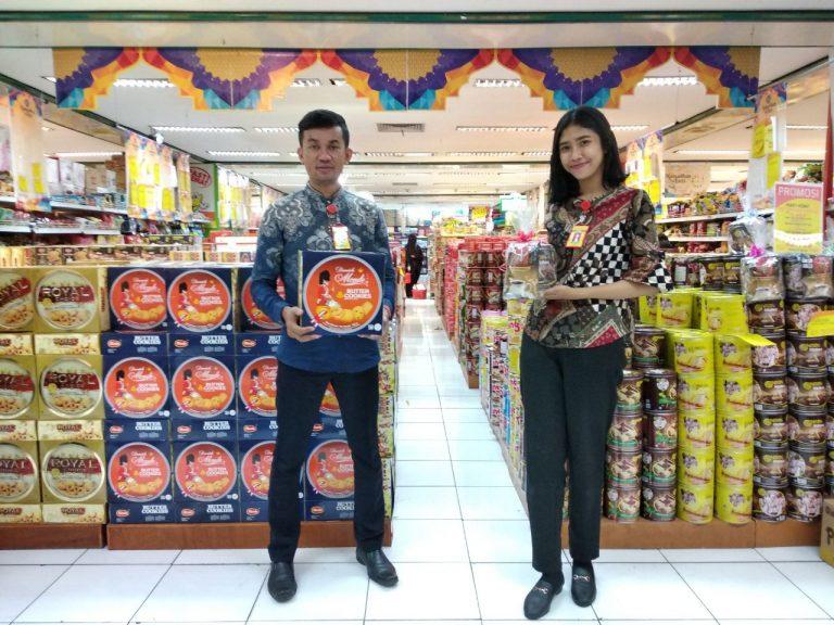 Yogya Karanggetas Tambahkan Banyak Stok di Area Food Life Jelang Idul Fitri