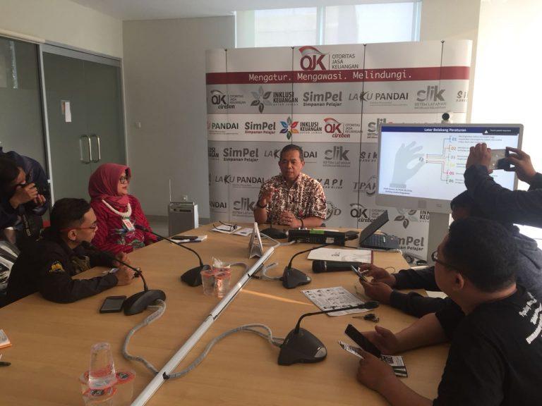 OJK Cirebon: Dari 585 Perusahaan Pegadaian di Seluruh Indonesia, Hanya 24 yang Terdaftar dan Berizin