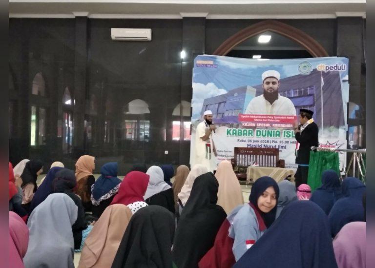 Roadshow Syeikh Palestine Bersama Daarut Tauhid Cirebon