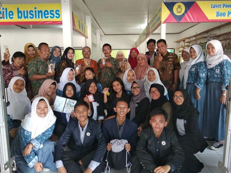 SMA Muhammadiyah Tasikmalaya Studi Banding PKWU ke SMAN 4 Cirebon