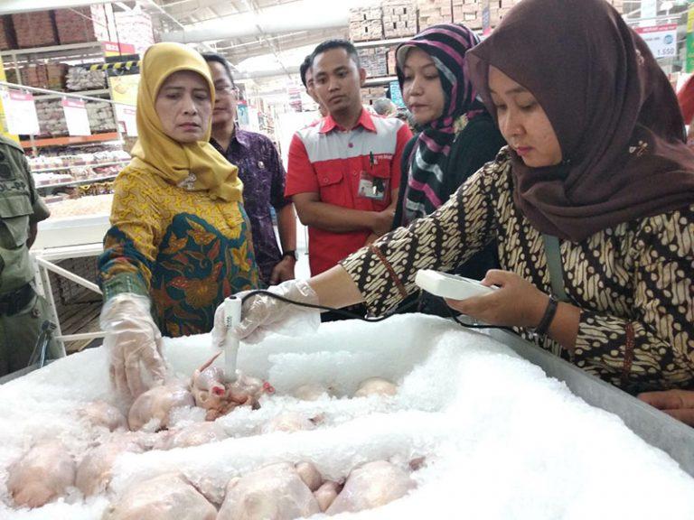 Temuan Barang Kurang Segar , DPPKP Kota Cirebon Minta Perbaiki Kualitas