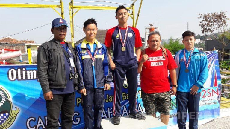 Siswa SMAN 1 Cirebon Bawa Pulang Emas di Ajang O2SN Tingkat SMA se-Jawa Barat