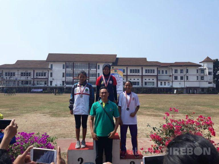 Dua Pelajar Kota Cirebon Raih 2 Medali Emas pada O2SN Tingkat Provinsi