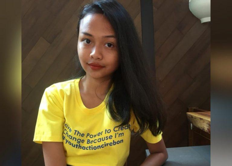 Shapira Setiawan Gadis 16 Tahun Membentuk Komunitas Youth Action Cirebon