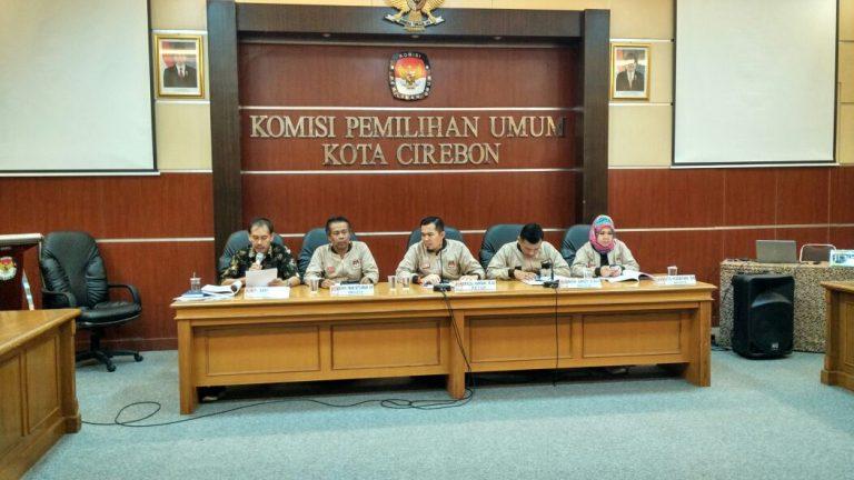 KPU Kota Cirebon Putuskan Tidak Ada Pemungutan Suara Ulang