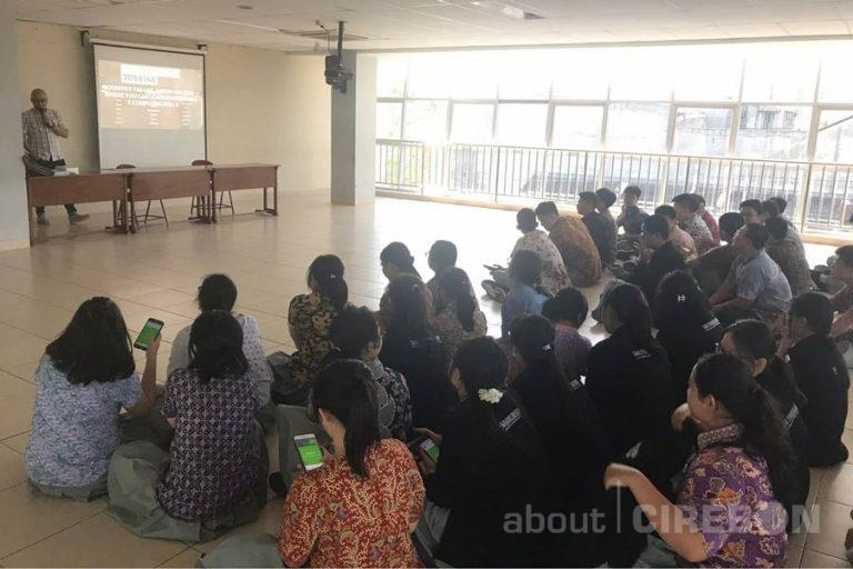 SUN Education Berbagi Informasi Coventry University kepada Siswa SMA di Cirebon