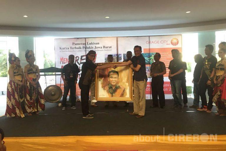 Pameran Lukisan Menoreh Keelokan Nusantara Libatkan Lima Seniman Lukis Terbaik Jawa Barat