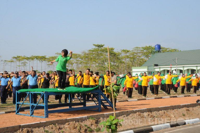 Korem 063/SGJ Siap Pecahkan Rekor MURI Tarian Kolosan Gemu Fa Mi Re