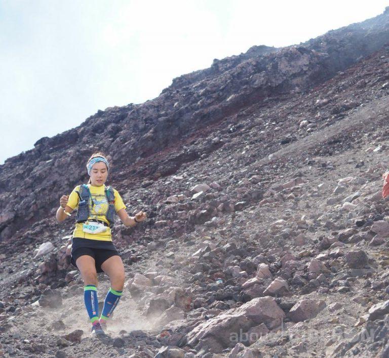 Suka Mendaki Sejak Kecil, Membawa Grace May Raih Berbagai Prestasi Lari