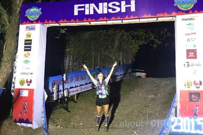 Perjuangan Berlari Tanpa Henti Selama 23 Jam, Bawa Pelari Cirebon Runners Raih Juara SHTR Kategori 100K