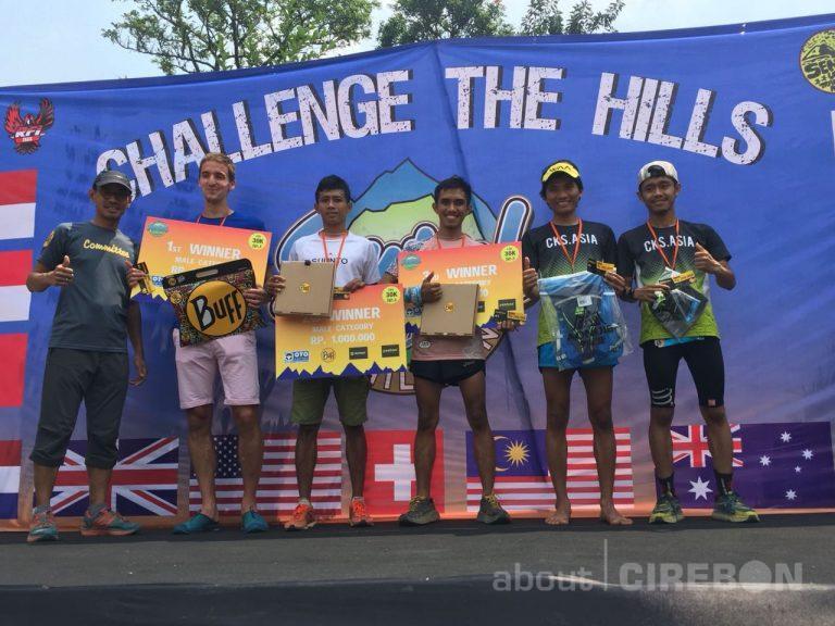 Cirebon Runners Borong Podium dalam Event SHTR 2018