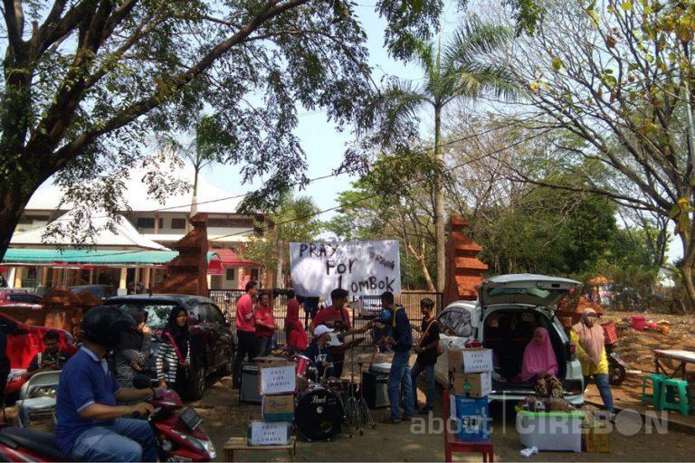 Peduli Korban Lombok, Teater Tjaroeban Menampilkan Pertunjukan Seni dan Membuka Donasi
