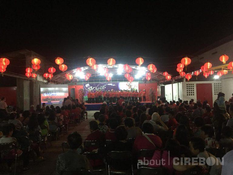 Lestarikan Budaya, Warga Tionghoa di Cirebon Gelar Festival Kue Bulan
