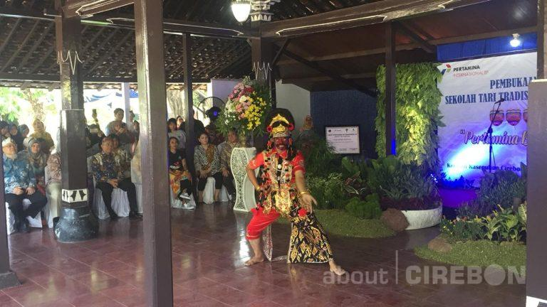 Jaga Kelestarian Tari Topeng, ini yang Dilakukan Pertamina Internasional EP di Cirebon