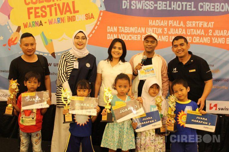 Foto : Coloring Festival di Swiss-Belhotel Cirebon