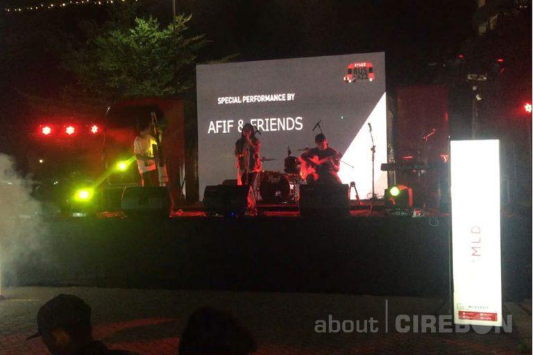 Ini Alasan MLD Spot Selalu Pilih Cirebon untuk Acara Stage Bus Jazz