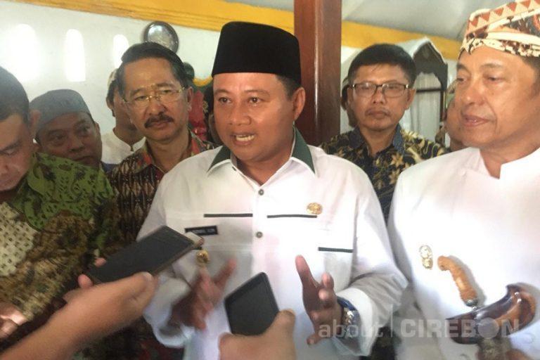Wakil Gubernur Jabar akan Perhatikan Wisata Religi dan Budaya di Cirebon