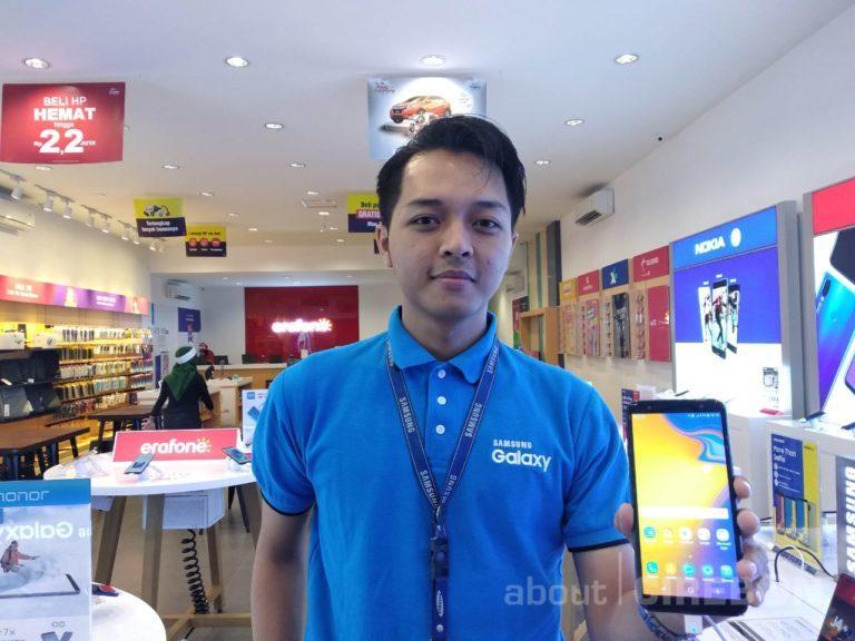 Ini Dia Harga dan Spesifikasi Samsung Galaxy J4+ dan J6+